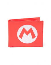 Red Super Mario Wallet